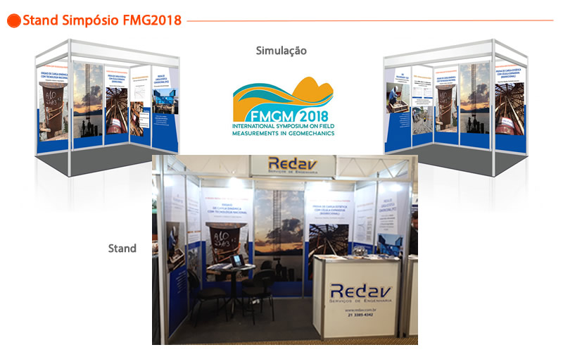 REDAV - Stand FMGM 20018