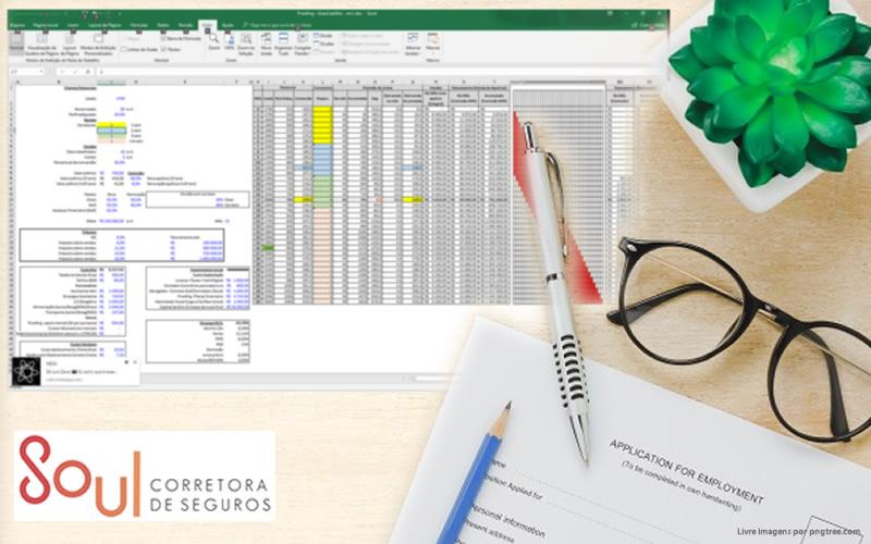 Couls Corretora - Plano Financeiro